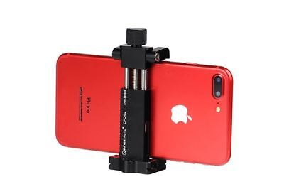 SunwayFoto CPC-02 Professional Mobile Phone Clamp with Tripod Mount and Arca Dov
