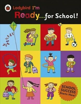 Ladybird I'm Ready for School!, Paperback by Ladybird (COR)