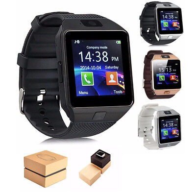 Reloj Inteligente Bluetooth Android Smart Watch Smartwatch  Telefono Con Camara