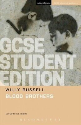 Blood Brothers, Paperback by Russell, Willy; Merkin, Ros (CON)