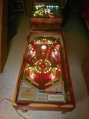 "Gottlieb ""High Hand"" Pinball Machine to Coffee Table / End Table Conversion"