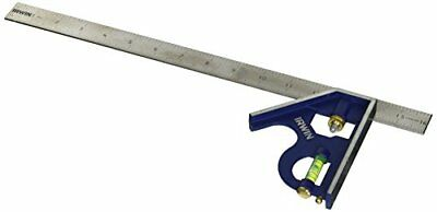 IRWIN Tools Combination Square Metal-Body 16-Inch (1794471)