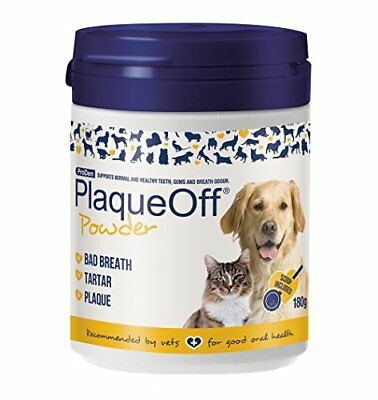Proden PlaqueOff Dental Care for Dogs and Cats 180gm