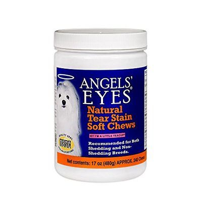 ANGELS' Eyes 240 Count Natural Chicken Formula Soft Chews for Dogs