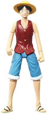 Official One Piece Luffy Action Figure 12 cm