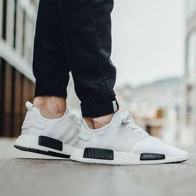 Adidas NMD R1 PK Tri Color Mens 10 5 Cheap NMD Shoes