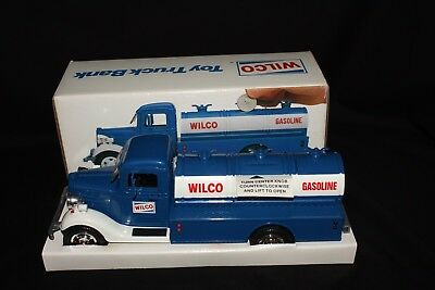 Wilco 1986 Toy Truck Bank Mint Condition