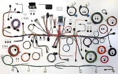 1967 1972 ford pickup american autowire wiring harness kit 510368 46 ford pickup wiring harness 1987 89 ford mustang classic update american autowire wiring harness kit 510547
