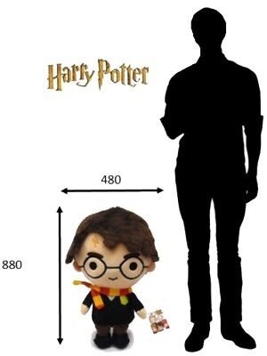HARRY POTTER KAWAII EXTRA LARGE PLUSH from Tomy