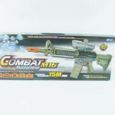 M16 Electric Crystal Gel Ball Toy Combat Shooter Gun - Comes With Gel Bullets