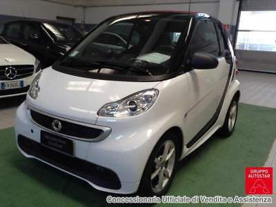 SMART fortwo 2ª serie fortwo 1000 52 kW MHD cabrio pulse