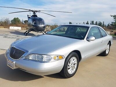 1998 Lincoln Mark Series Base Sedan 2-Door 1998 Lincoln Mark VIII Base Sedan 2-Door 4.6L