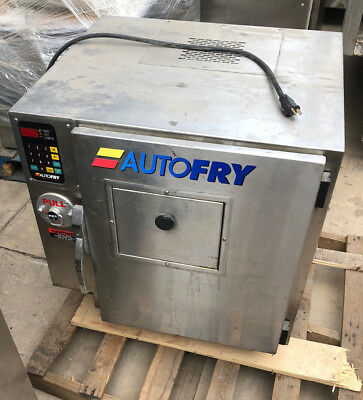 AUTOFRY FFG-10 Electric Fryer Ventless Automated Fryer