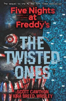 The Twisted Ones (Five Nights at Freddy's) by Scott Cawthon [Paperback] NEW