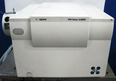 agilent 1100 lc msd system with g1946d msd 49 999 00 picclick rh picclick com Agilent LCMS Training Agilent HPLC System