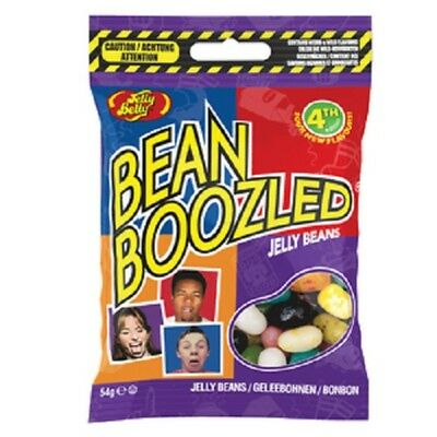 2 x JELLY BELLY BEAN BOOZLED 54g 4th EDITION * Fast & Free Post *