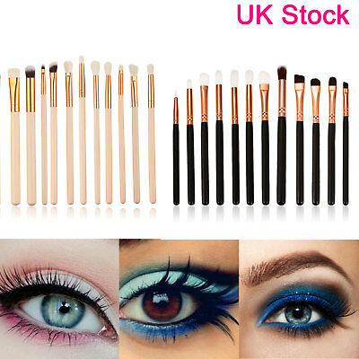 12pcs Make up Brush Set Foundation Blusher Concealer Eyeshadow Tools