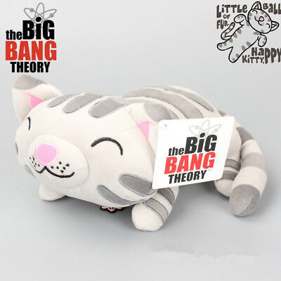 "The Big Bang Theory Cute Soft Kitty Cat Singing Plush Toy 12"" Teddy Xmas Gift"