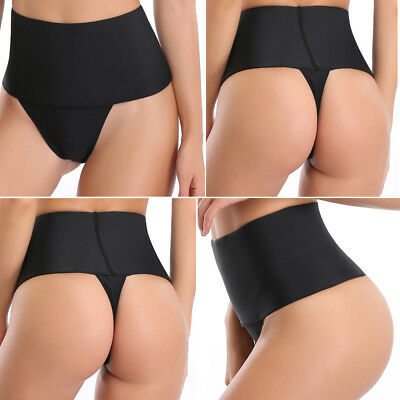 Women Butt Lifter Thong Hip Enhancer Shaper Briefs Underwear Bum Lift Shapewear