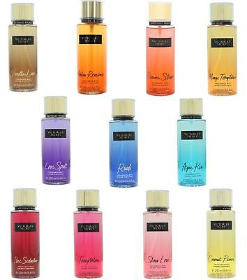 Victoria's Secret Fragrance Mists Body Spray 250ml For Her Christmas Present