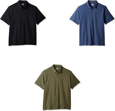 Under Armour Men's Tactical Charged Cotton Polo, 4 Colors