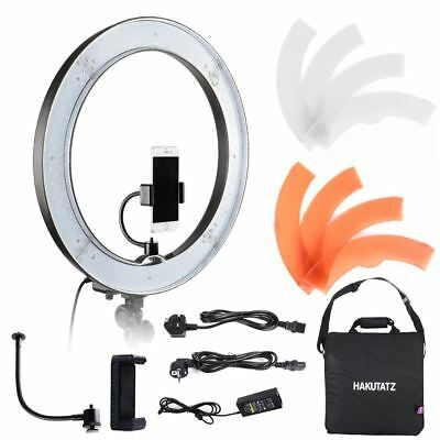 "19"" LED Ring Light For Photo Video Portrait Photography"
