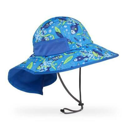 NEW SUNDAY AFTERNOONS | Childs Play Hat - Aquatic Sunday Afternoon Hats Botanex