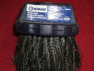 "Kobalt 5"" Stipple Texture Brushes-#8110-NEW*"