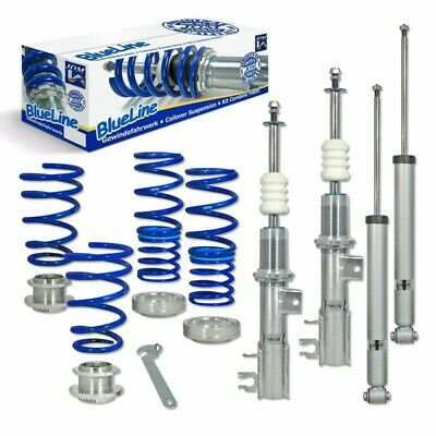 JOM Blueline Coilovers Suspension Kit For Vauxhall Corsa D 2006> (741029)