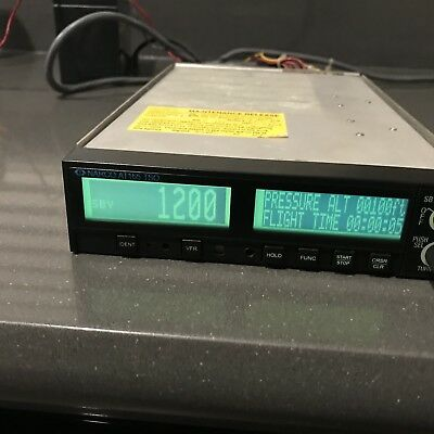 Narco AT-165 plus pre-wired Altitude Encoder