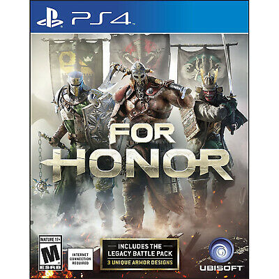 For Honor - Day One Edition PS4 [Brand New]