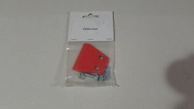 """YD04 4 inch replacement cutting bit for Y43 Auger Thunder bay 4"""" auger bit"""