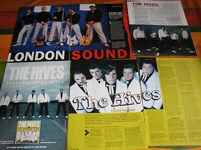 The Hives 12 Italian Magazine Clippings Articles