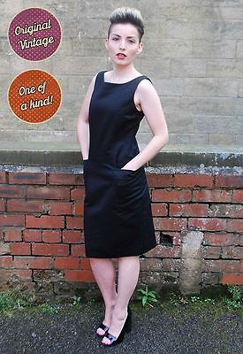 Vintage 1990s Designer Bruce Oldfield Dress UK Size 8