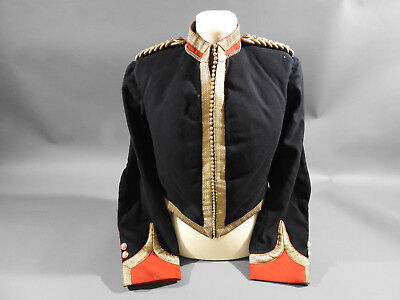 Victorian 9th Lancers Mounted Undress Tunic