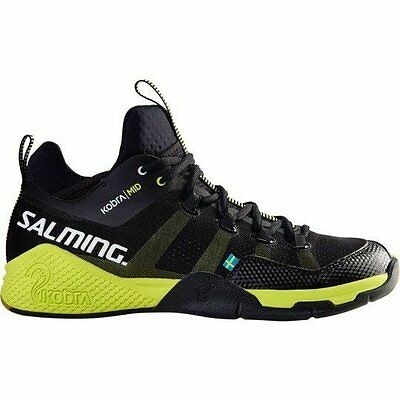 Salming Mens Kobra Mid Squash & Indoor Court Shoes