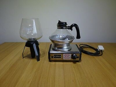 Cona Coffee Maker Size D : VINTAGE Cona Coffee Maker Brewer - Spare Replacement Funnel - No11a - ?14.99 PicClick UK
