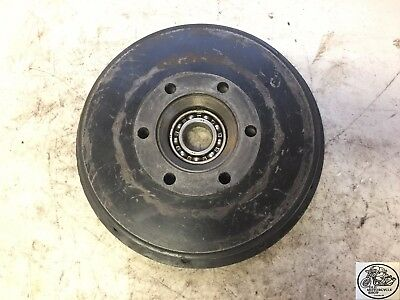 Bsa A65 A50 Quick Detachable Rear Brake Drum Oem