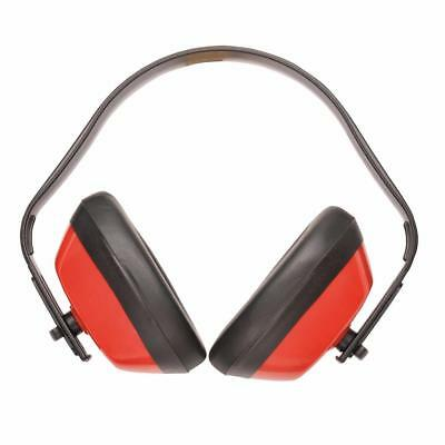 Portwest Classic Ear Protector Red PW40 Case of 5