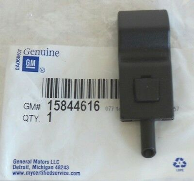 Chevrolet Silverado,Tahoe,GMC Sierra,Yukon Front or Rear Door Locking Knob,OE GM