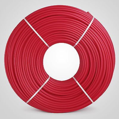 "3/4"" x 100' Oxygen Barrier PEX Tubing For Heating and Plumbing Radiant Heat O2"