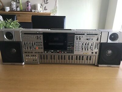 Casio KX 101 Vintage Boombox Stereo