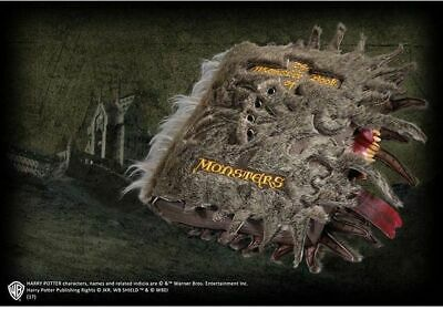 Harry Potter : MONSTER BOOK OF MONSTERS PLUSH FIGURE The Noble Collection