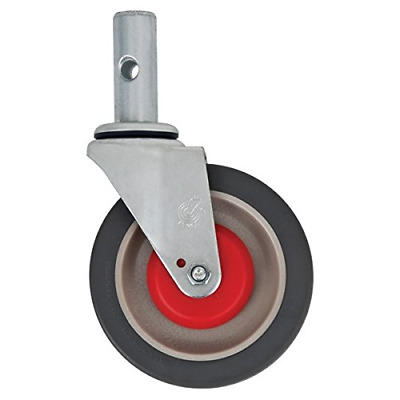 """Magliner 131020 5"""" x 1-1/4"""" Polyurethane Replacement Swivel Caster for Gemini Co"""