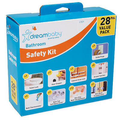 Dream Baby Bathroom Safety Kit (28 Pieces) Excellent Value!