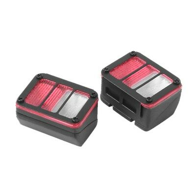 RC4WD VVV-C0181 Colored Functional Rear Taillight w/Grid Frame