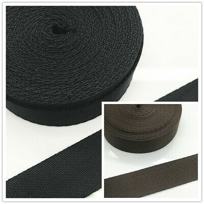 20mm 25mm 32mm 38mm 50mm Width webbing Nylon strapping bags straps weave Pick