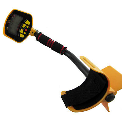 Metal Detector Handheld Coin Pointer Battery Powered LCD display Sound alarm CB2