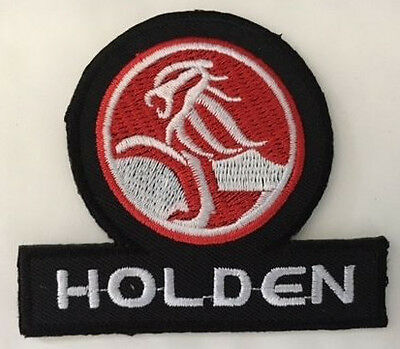 Embroidered vintage cloth patch ~ Holden Lion ~      C010803   -