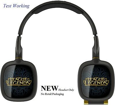 ASTRO Gaming A30 Headset - League of Legends Edition PC PS4 PS3 Xbox Mac
